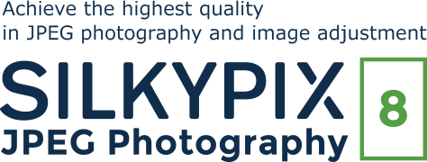 Achieve the highest quality in JPEG photography and image adjustment SILKYPIX JPEG Photography 8