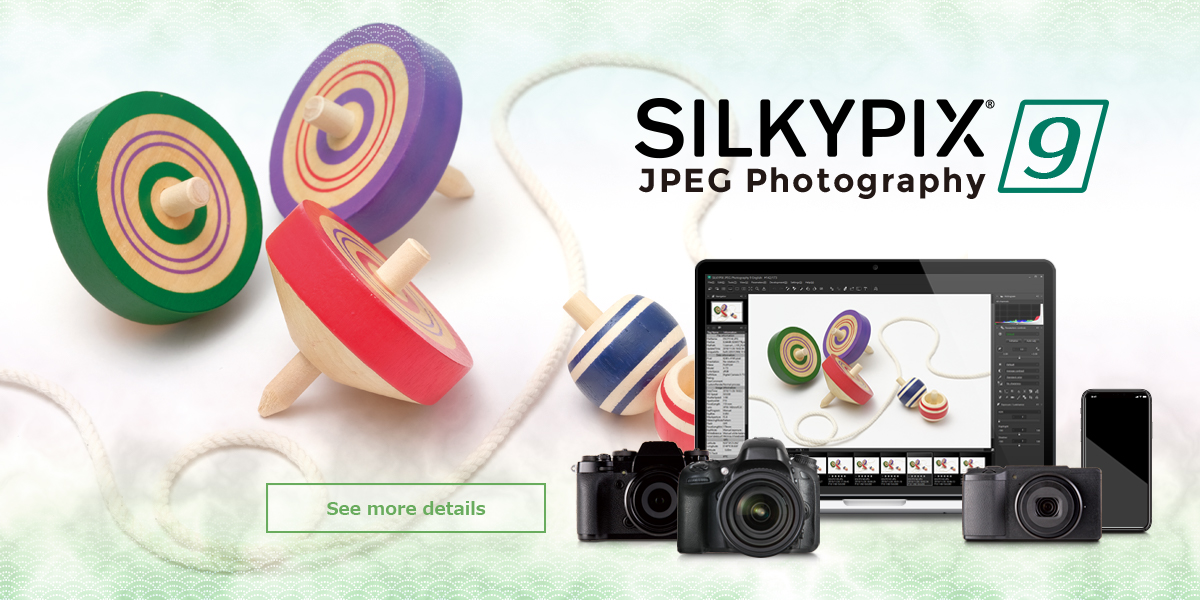 SILKYPIX JPEG Photography 9