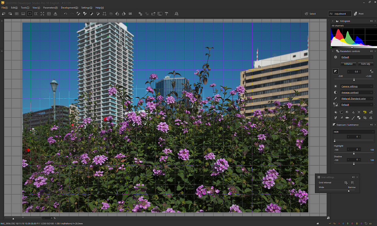 The Perspective correction tool_3