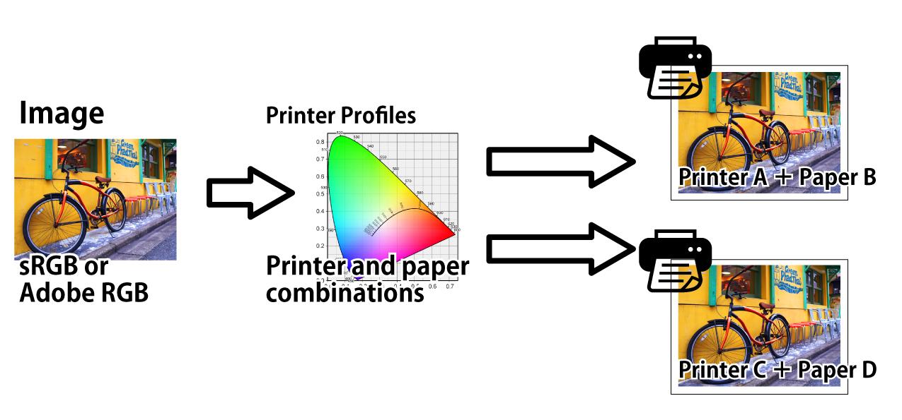 printer profile