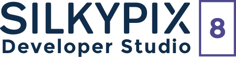 SILKYPIX Developer Studio 8