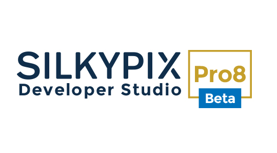 SILKYPIX Developer Studio Pro8 Beta