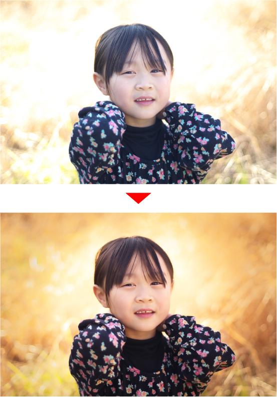子どもの写真を綺麗に仕上げる方法