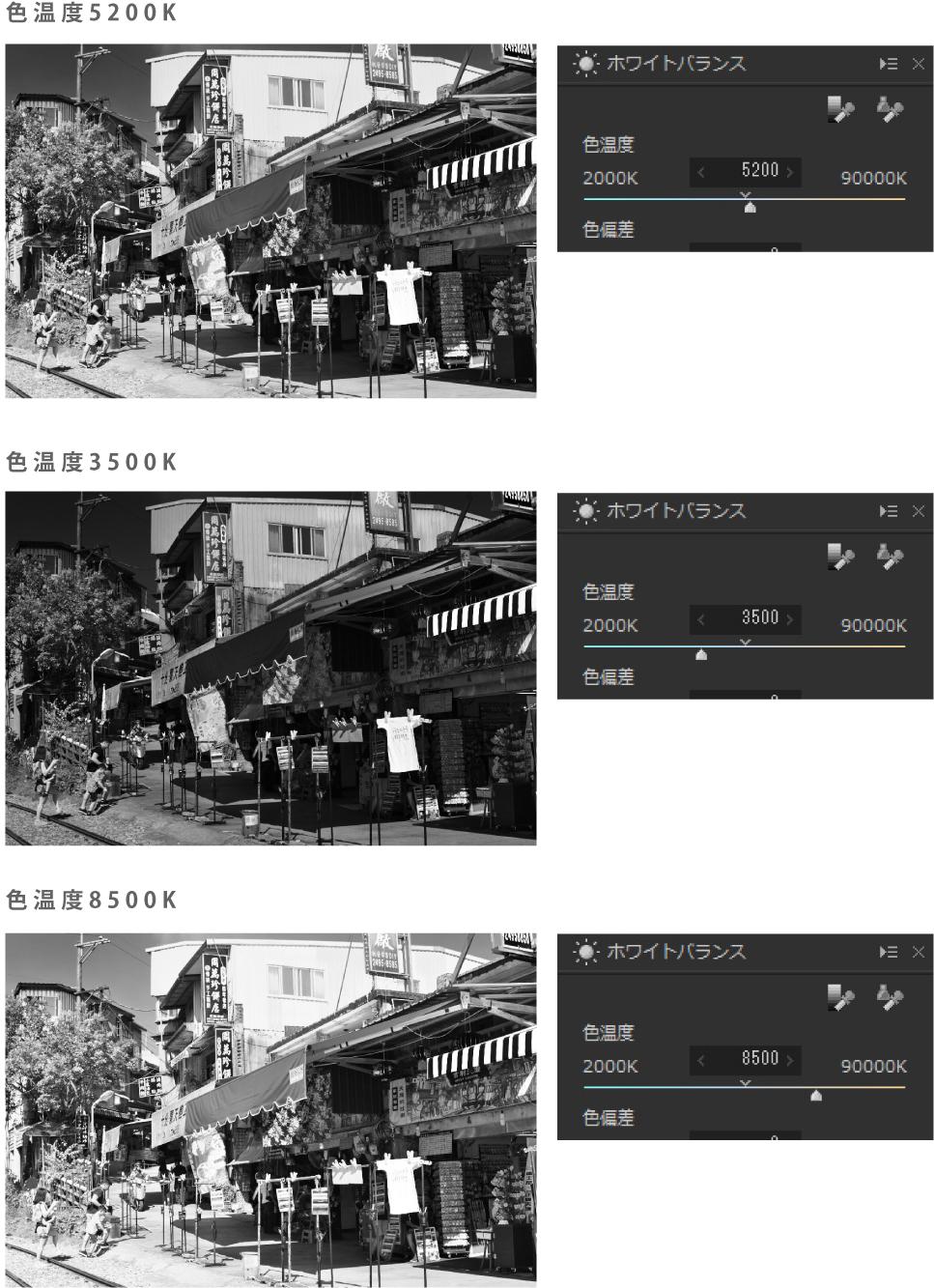 SILKYPIX赤外線写真テイスト応用