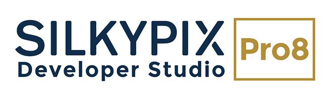 SILKYPIXロゴ